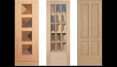 Pannelli porta in tranciato Profil Porte
