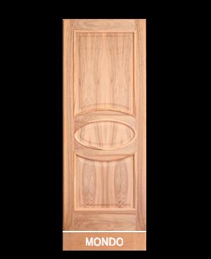 Pannello porta in tranciato modello MONDO